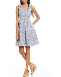 Antonio Melani - Made With Liberty Fabrics Hansen Dress - Lyst