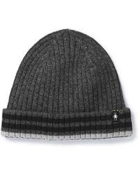 Smartwool - Thunder Creek Hat (sumatra Heather) Beanies - Lyst