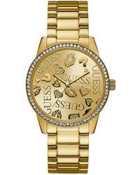 Guess - Smooch Bracelet Watch - Lyst