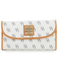 Dooney & Bourke - Blakely Collection Continental Clutch - Lyst