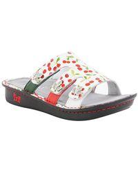 Alegria - Venice Cherry Pick Slide Sandals - Lyst