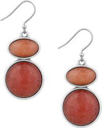 Lucky Brand - Berry Drop Earrings - Lyst