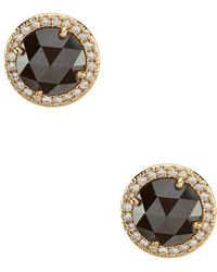 Kate Spade - Bright Ideas Pave Halo Stud Statement Earrings - Lyst