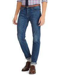 Polo Ralph Lauren - Walker Varick Slim-straight Jeans - Lyst