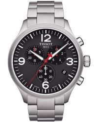 Tissot - T-sport Chrono Xl Chronograph & Date Bracelet Watch - Lyst