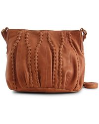 Day & Mood - Levie Whipstitch Cross-body Bag - Lyst