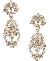 Dillard's - Chandelier Statement Earrings - Lyst