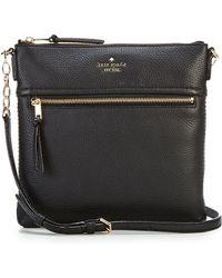 Kate Spade - Jackson Street Melisse Cross-body Bag - Lyst