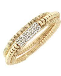 Jessica Simpson - Coil Bracelet - Lyst