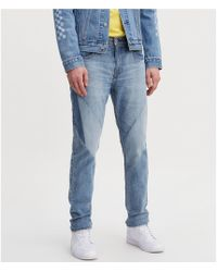 Levi's ® 512 Slim Taper Fit Pieced Jeans - Blue