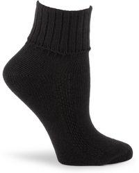 Hue - Air Cushion Sport Turncuff Socks 3-pack - Lyst