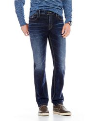 Silver Jeans Co. | Allan Classic Slim Fit Jeans | Lyst