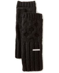 Michael Kors - Classic Cable Armwarmers - Lyst
