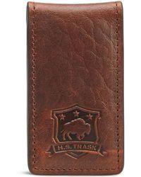 Trask - Men's Jackson Magnetic Money Clip - Lyst