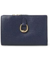 Lauren by Ralph Lauren - Bennington Compact Wallet - Lyst