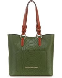 Dooney & Bourke - Caldwell Collection Pammy Tote - Lyst