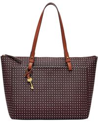 Fossil - Rachel Large Tote - Lyst