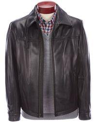 Murano Classic Lambskin Jacket - Black