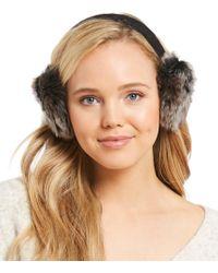 Parkhurst - Ladies' Faux-fur Earwarmers - Lyst