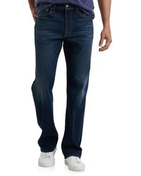 Lucky Brand Coolmax® 181 Relaxed-fit Straight-leg Jeans - Blue
