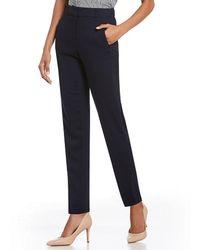 Karl Lagerfeld - Zip Pocket Skinny Pants - Lyst