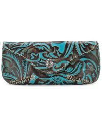 Patricia Nash - Tooled Turquoise Collection Ardenza Glasses Case - Lyst