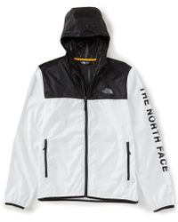 The North Face Novelty Cyclone 2.0 Windwall Jacket - Black