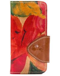 Patricia Nash - Spring Collection Alessandria Iphone 8 Wallet - Lyst