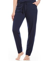 N By Natori - Nvious Baby French Terry Sleep Pants - Lyst