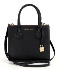 MICHAEL Michael Kors - Mercer Medium Messenger Bag - Lyst