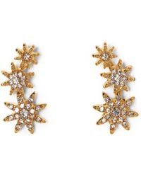 Vince Camuto - Celestial Climber Stud Earrings - Lyst