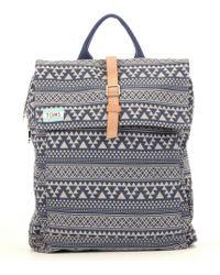 TOMS - Trekker Geometric Backpack - Lyst
