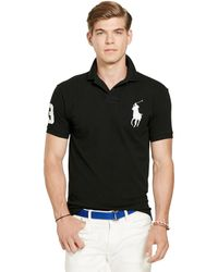 Polo Ralph Lauren | Classic-fit Big Pony Short-sleeve Solid Polo Shirt |