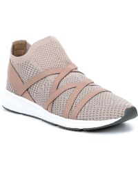 Eileen Fisher - Xanady Knit Sneakers - Lyst