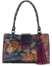 Patricia Nash - Peruvian Painting Collection Rienzo Satchel - Lyst