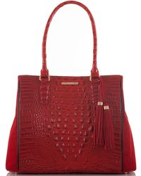 Brahmin - Lausanne Collection Joan Tote - Lyst
