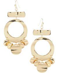 Dillard's - Geometric Shaky Earrings - Lyst