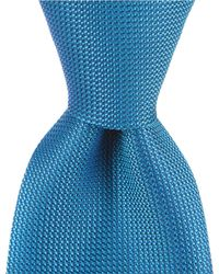 Brooks Brothers - Solid Textured Traditional Silk Tie - Lyst