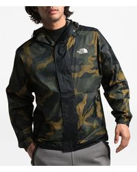 The North Face Camo Yung Blade Windwall® Wind Jacket - Green
