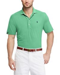 Polo Ralph Lauren - Polo Golf Solid Stretch Jersey Short-sleeve Polo Shirt - Lyst