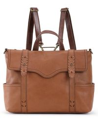 The Sak Heritage Convertible Backpack - Brown