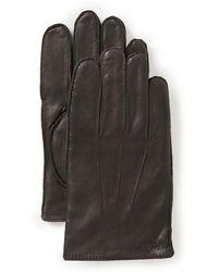 Polo Ralph Lauren - Everyday Nappa Sheepskin Gloves - Lyst