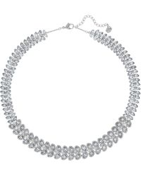 Swarovski - Baron All Around Necklace - Lyst