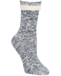 Birkenstock - Structure Socks - Lyst