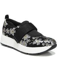 Sarto Sarto By Odella Floral Sneakers - Black