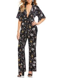 Lucy Love - Day Trip Jumpsuit - Lyst