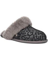 875d0e2f322 UGG ® Scuffette Ii Serein Slippers in Gray - Lyst