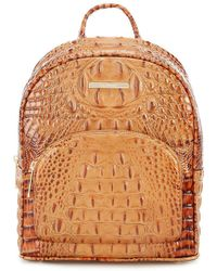 Brahmin | Toasted Almond Collection Mini Dartmouth Backpack | Lyst