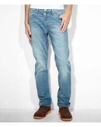 Levi's - ® 513tm Slim Straight Fit Jeans - Lyst