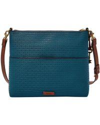 Fossil - Fiona Large Cross-body Bag - Lyst